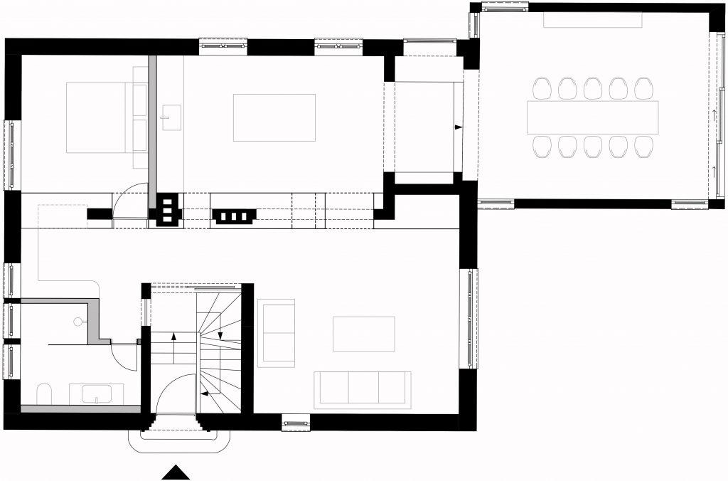 Modernisierung 30er Jahre Villa